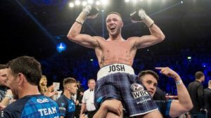 Josh Taylor takes on Viktor Postol in WBC Final Eliminator