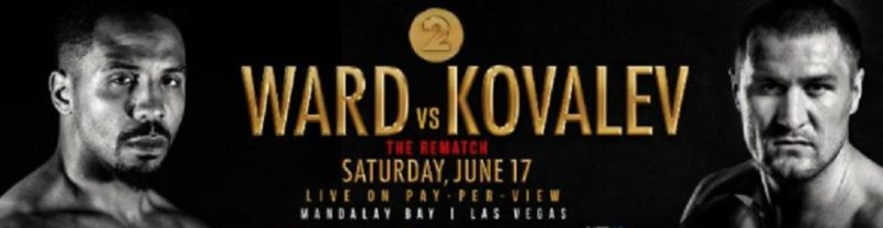 Bivol vs. Agnew Added to Ward vs. Kovalev II