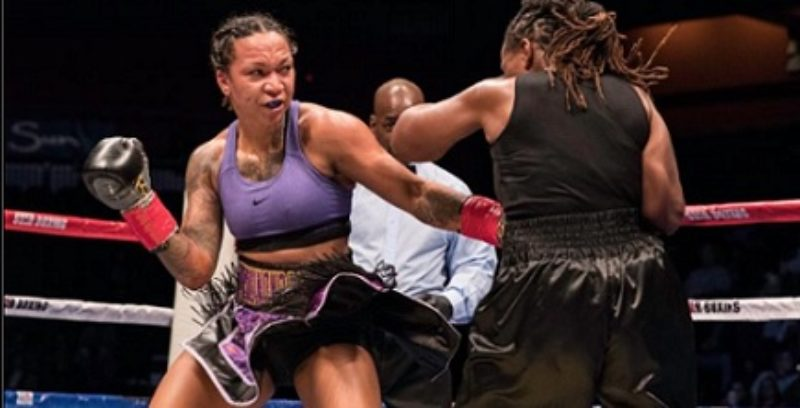 """KALI """"KO MEQUINONOAG"""" REIS TO FIGHT ON HBO MAY 5TH"""