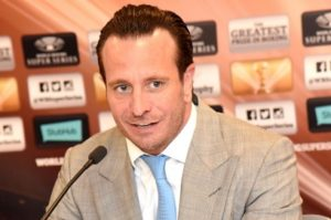 BIG FIGHT PREVIEW: Q&A with Chief Boxing Officer Kalle Sauerland on his arrival in Moscow