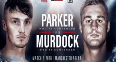 PARKER AND MURDOCK CLASH IN MANCHESTER