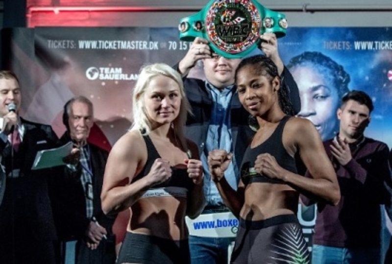 Ashley and Thorslund  make weight ahead of WBC World title contest