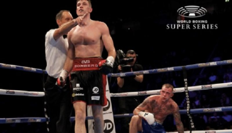 Undefeated UK star Callum Smith joins star-studded World Boxing Super Series
