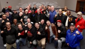 1st USA Boxing Alumni Association Event in N.E a KO