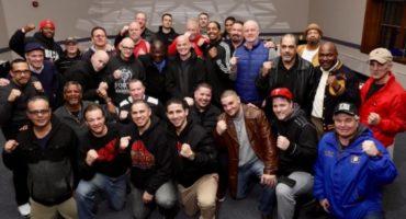 1st USA Boxing Alumni Association Event in N.E a KO