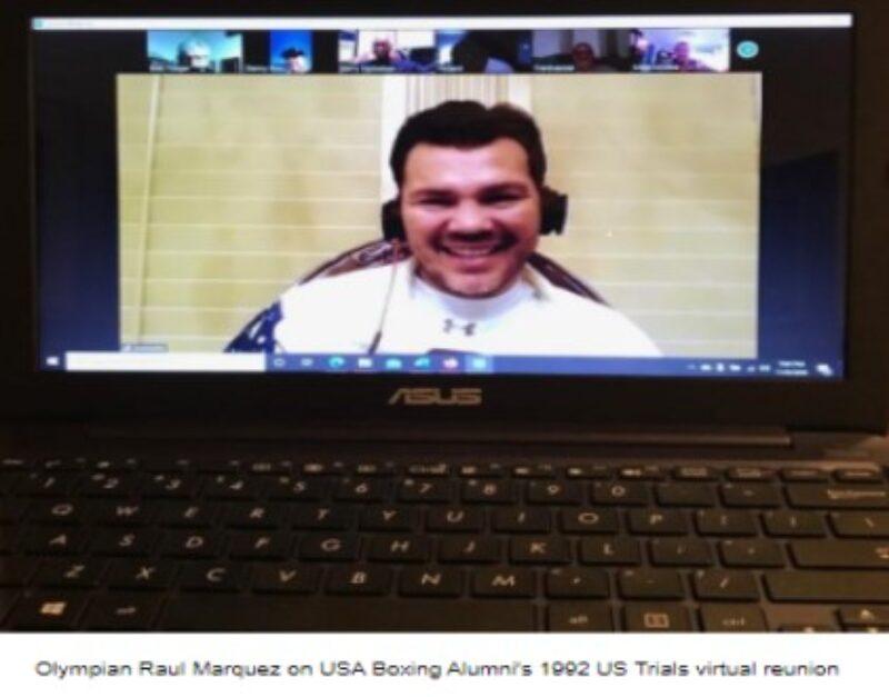USA Boxing Alumni's 1992 USA Trials virtual reunion a major KO