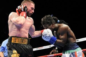 BROADWAY BOXING RESULTS FROM FOXWOODS RESORT CASINO