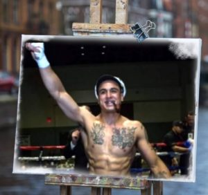 """Richard """"Popeye The Sailor Man"""" Rivera strong to finish because he eats his spinach – undefeated Hartford light heavyweight prospect headlines vs. Kevin Cobbs"""