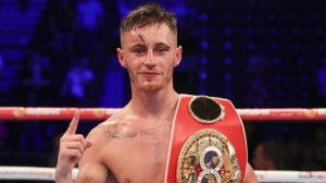 Belfast Boy Burnett wins IBF Bantamweight title