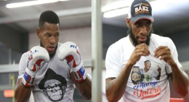 Barrera Miami Media Workout Recap