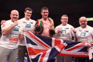 Tommy Langford: I'm not a beaten fighter