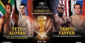 Tete-Aloyan & Fayfer-Tabiti ready for Quarter-Finals in Ekaterinburg, Russia on October 13
