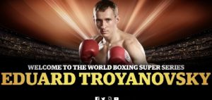 Troyanovsky ready to compete for WBA World Title and Ali Trophy