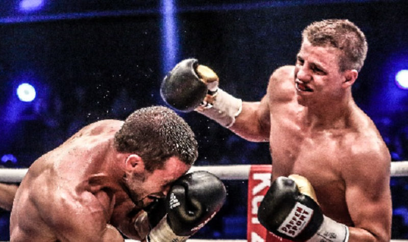 Zeuge: ''Smith will not take my title!