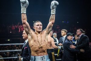 "Q & A Aleksandr Usyk- ""Do I look like I am afraid to fight anywhere?"""