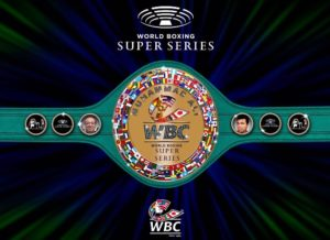 WBC honours World Boxing Super Series with Diamond Championships