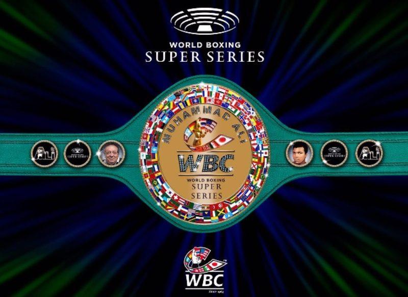 WBC honours World Boxing Super Series with Diamond Championships