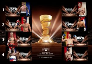 World Boxing Super Series announces seeding for inaugural season of Muhammad Ali Trophy