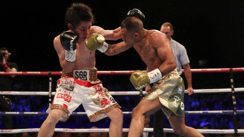 Warrington & Yafai remain undefeated after hard fought victories