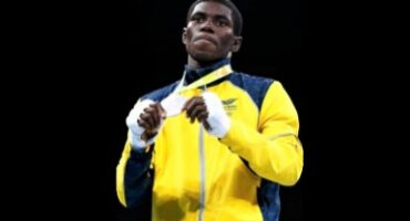 Fighter Locker inks 2016 Olympic silver medalist Yuberjen Martinez