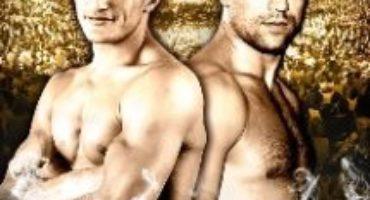 Robin Krasniqi vs. Arthur Abraham PPV official weights