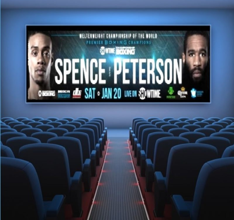 Unbeaten Top Middleweight Contender Sergey Derevyanchenko Highlights, Spence Peterson Undercard January 20th
