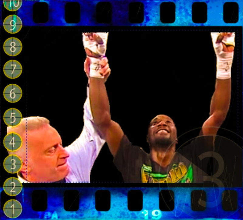 Undisputed- Crawford joins the greats stops Indongo in three!