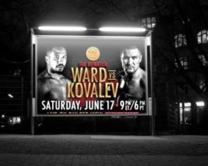 Ward vs. Kovalev 2 Official Weights