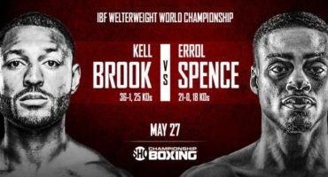 Super Channel Fact Sheet: KELL BROOK vs. ERROL SPENCE, JR.