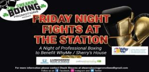 "Shearns Boxing Promotions presents KO Cancer Charity Boxing Event ""Friday Night Fights at The Station"""