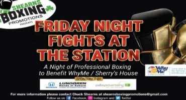 """Shearns Boxing Promotions presents KO Cancer Charity Boxing Event """"Friday Night Fights at The Station"""""""