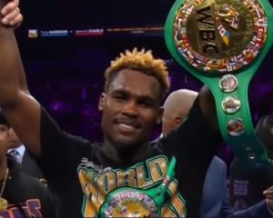 Charlo defeats Harrison in rematch to reclaim 154lb WBC title