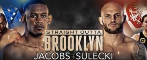 Jacobs and Sulecki put on Thriller in Brooklyn, Taylor unifies female titles