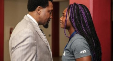 All-Time Boxing Great Thomas Hearns Visits Claressa Shields in Training at Berston Field House in Flint