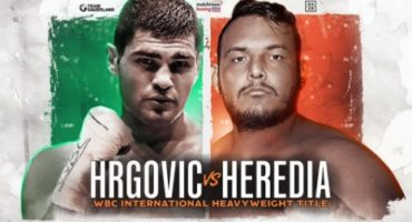 HEAVYWEIGHT STAR FILIP HRGOVIC PLANS TO PUT ON A SHOW IN MEXICO