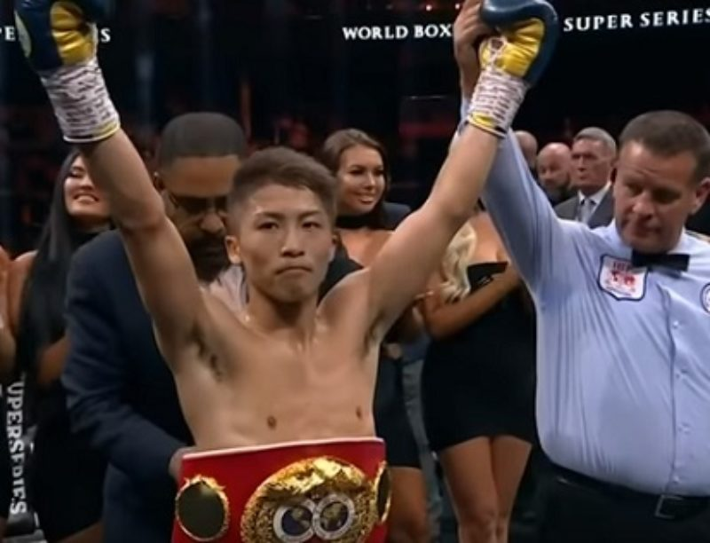 "Sauerland: ""Is Inoue going to win the Ali Trophy in 10 minutes?! What a Monster!"""