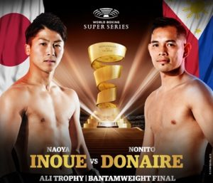 "Inoue Q&A: ""I will show the best performance of my career to win Ali Trophy"""