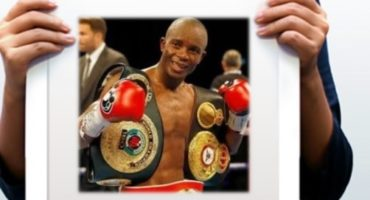 DIBELLA ENTERTAINMENT SIGNS FORMER WORLD CHAMPION JULIUS INDONGO
