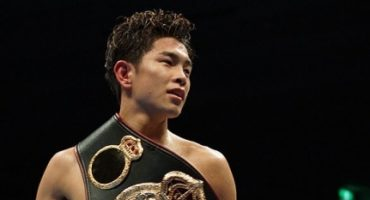 Kazuto Ioka stops Aston Palicte in 10th round to become 4-division world champ