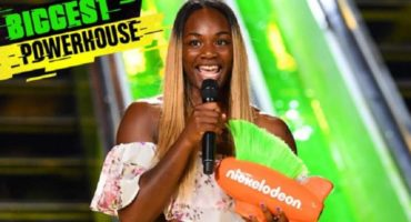 Claressa Shields Named 2017 'Biggest Powerhouse' in Sports by Nickelodeon's Kids' Choice Sports Awards
