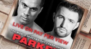 Joseph Parker Versus Hughie Fury WBO Heavyweight Championship PPV Fact Sheet