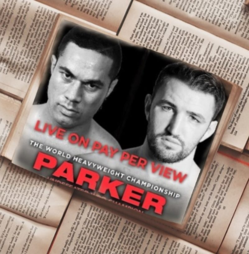 Joseph Parker Versus Hughie Fury WBO Heavyweight Championship PPV Fact Sheet