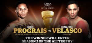 Prograis and Velasco competing for place in Ali Trophy tournament