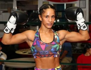 SEVEN-DIVISION WORLD CHAMPION AMANDA SERRANO RETURNS TOMORROW ON MIAMI FIGHT NIGHT