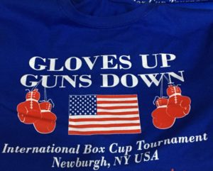 "USA, Ireland,United Kingdom, Canada, Denmark and Poland Join Together for Inaugural ""International Gloves Up Guns Down Box Cup""Tournament"