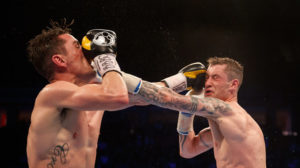 Crolla, Eubank Jr & Selby record victories
