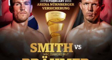 Smith-Braehmer Ali Trophy semi-final set for Nuremberg February 24th