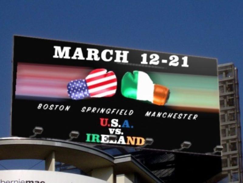 USA Boxing announces USA vs. Ireland Northeast Boxing Tour