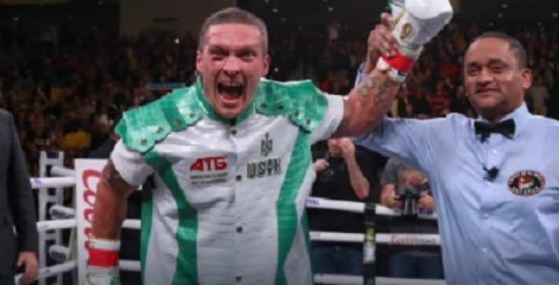 Usyk defeats Witherspoon but leaves questions on his heavyweight future, Bivol disappoints with dominating performance over Castillo