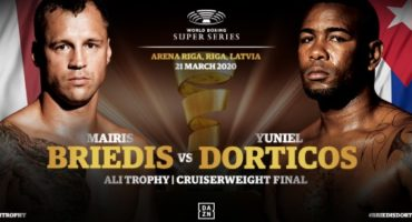 "Briedis' trainer: ""Team Dorticos give us extra fuel and motivation"""